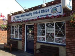 Reg Archers Fish and Chips
