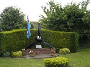 9 Sqn Memorial, Bardney