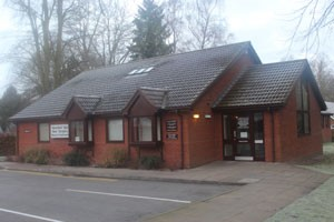 Woodhall Spa New Surgery