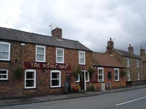 The Royal Oak, Martin