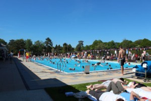 Jubilee Park Swimming Pool
