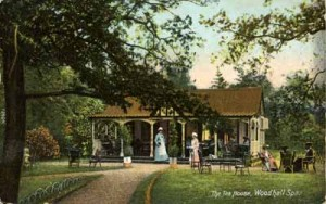 Photo 2 - The Tea House in the Woods ( Postcard in the Webmaster's collection)