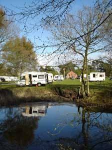 The Camping & Caravanning Club Site