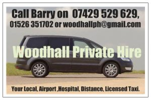 Woodhall Private Hire