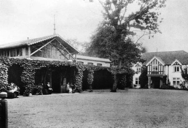 Spa Baths - circa 1915