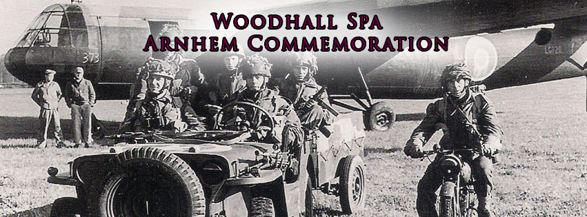 Woodhall Spa Arnhem Commemoration